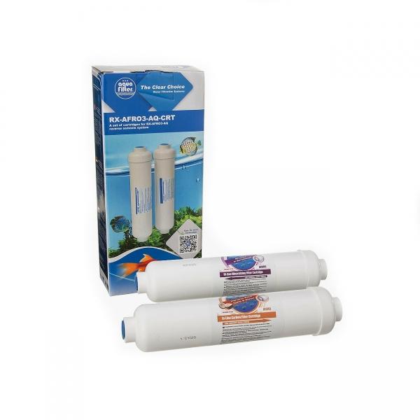 Servisný balíček - náhradné vklady k RO pre aquaristiku