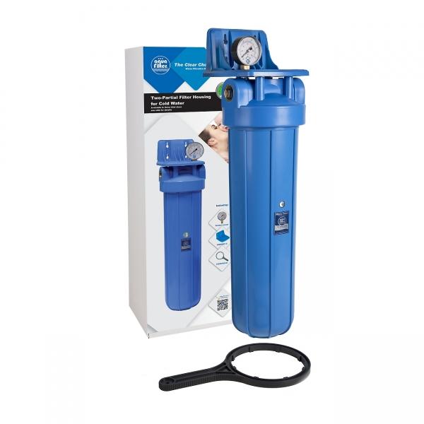 "Vodný filter AQUAFILTER Big Blue 20"" s príslušenstvom"