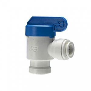 "John Guest PPSV500822W - Uzatvárací ventil 1/4"""