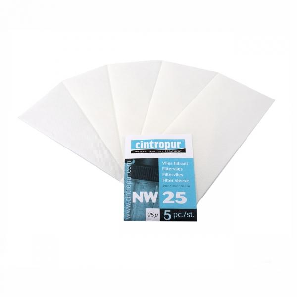 CINTROPUR NW25 náhradný filtračný rukáv