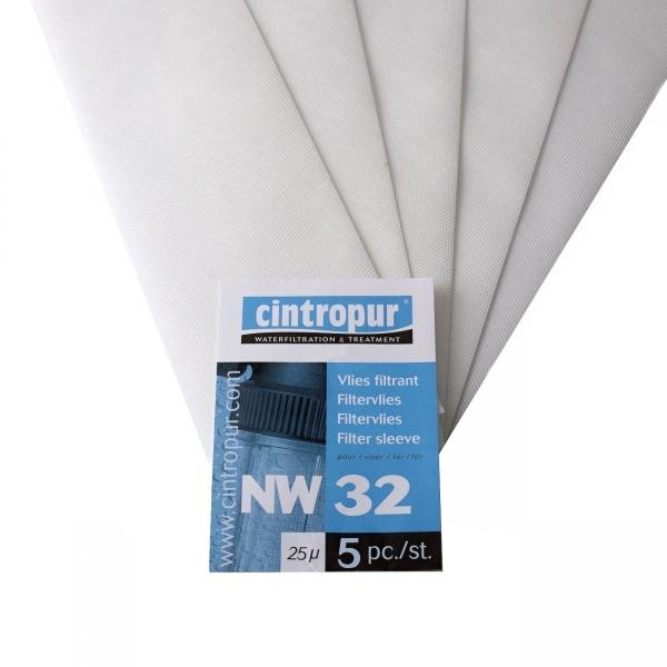 CINTROPUR NW32 náhradný filtračný rukáv