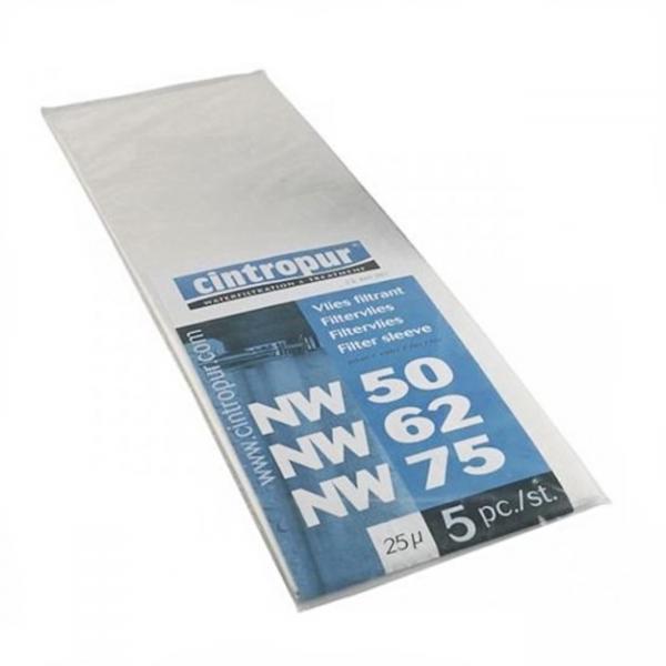 CINTROPUR NW50-62-75 náhradný filtračný rukáv