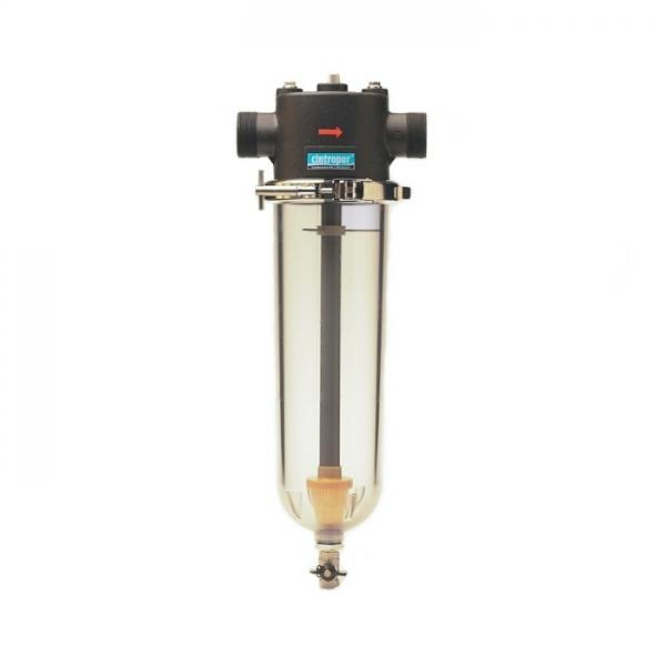 """Vodný filter CINTROPUR NW50 TE chlór - pripojenie 2"""""""