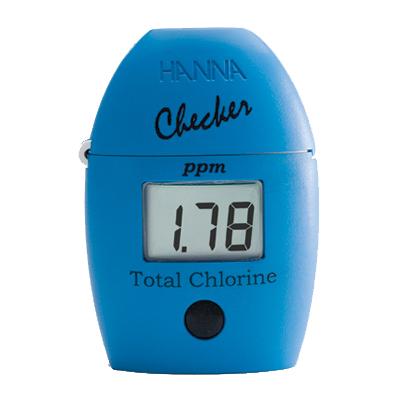 HANNA HI711 - kolorimeter pre meranie celkového chlóru