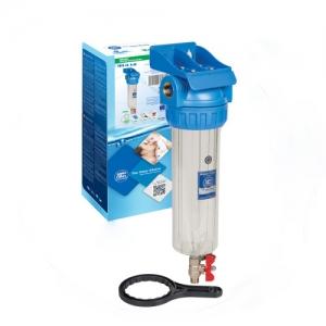 Vodný filter AQUAFILTER 10 s výpustným ventilom