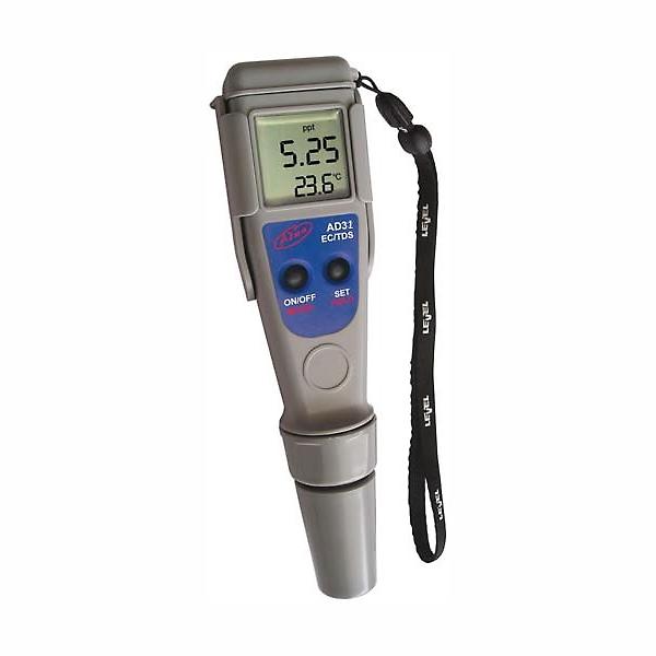 Tester TDS/EC/Temperature meter ADWA AD31