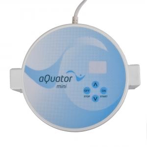 Aquator Mini Silver vrchný pohľad