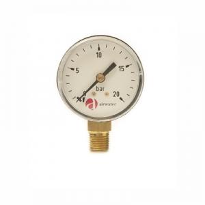 Manometer pre filtre CINTROPUR 0-10 Bar