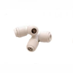 Uhlový spätný ventil púzdra membrány reverznej osmózy