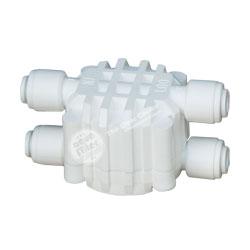 Štvorcestný ventil (Reverzná osmóza)