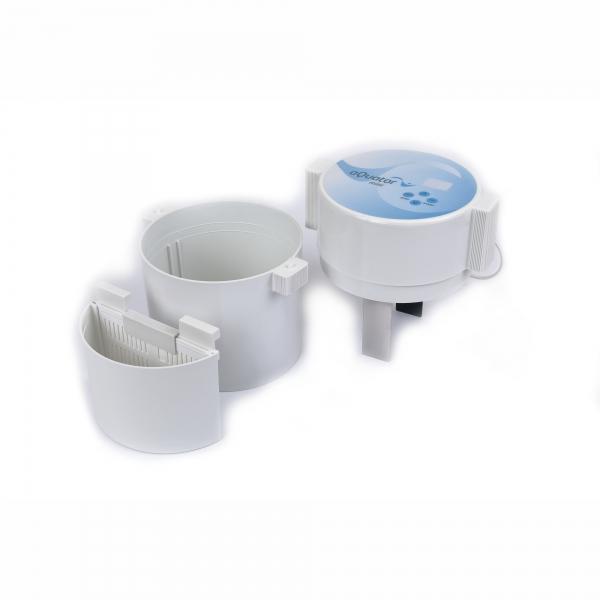 Aquator mini classic rozložený prístroj