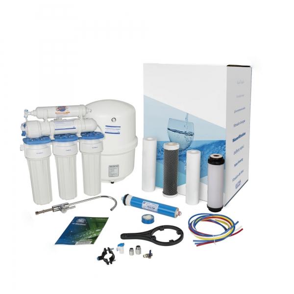 REVERZNÁ OSMÓZA 5-stupňová na demineralizovanú vodu