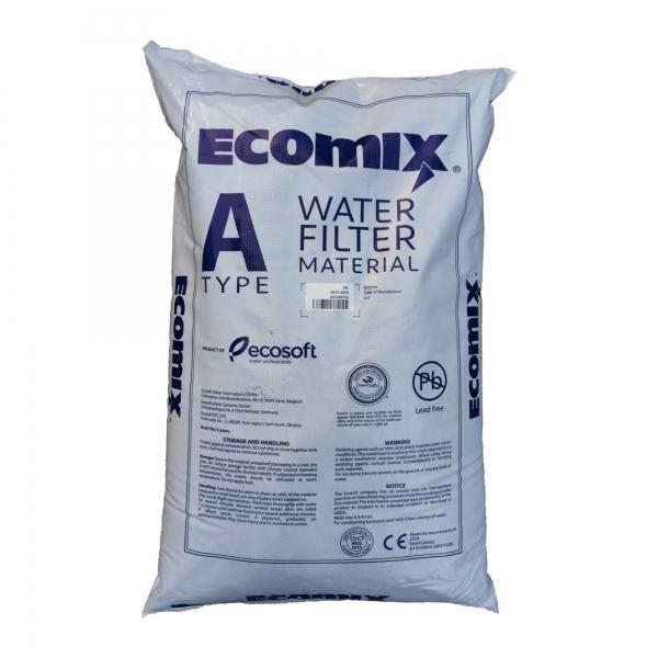 Filtračná zmes ECOMIX A na železo a mangán